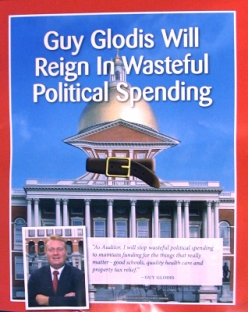 Glodis Will Reign in Political Spending