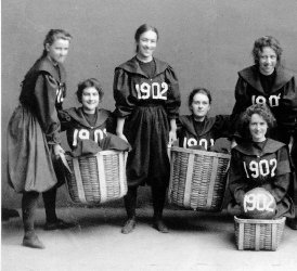 Smith College 1902 basketball